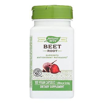 Nature's Way Beet Root Vegan Capsules