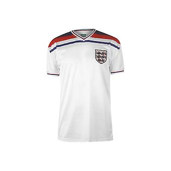 Score Draw England 82 Home Jersey Miesten