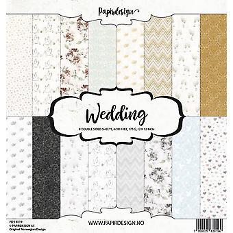 Papirdesign Wedding 12x12 Inch Paper Pack