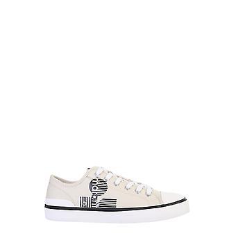 Isabel Marant Bk019120a005s20ck Women's White Cotton Sneakers