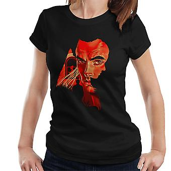 Joe Goldberg Classic Stare Frauen's T-Shirt