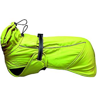 Ancol Muddy Paws Extreme Monsoon Dog Coat Hi-Vis - 25cm