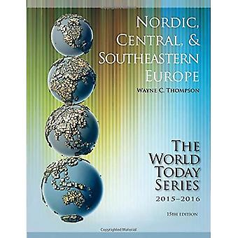 Nordic, Central, and Southeastern Europe 2015-2016 (World Today (Stryker))