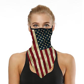 Seamless Dust, Wind, Uv Protection Bandana Rave Balaclava Unisex Face Mask