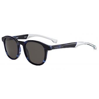 משקפי שמש גברים 1052/S38I/IR בגדי ריקוד גברים כחול/אפור