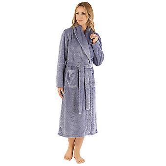 Slenderella HC66318 Women's Dressing Gown