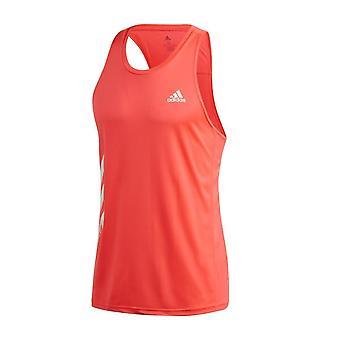 Adidas besitzen den Lauf 3STRIPES PB Singlet M GC7896 läuft das ganze Jahr Herren T-shirt