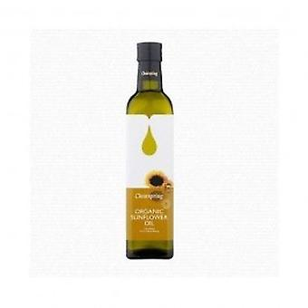 Clearspring - Organic Sunflower Oil 500ml