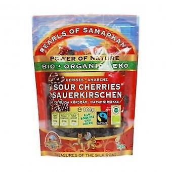 Pearls Of Samarkand - Organic Fairtrade Sour Cherries