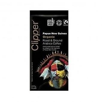 Clipper - Org Papua New Guinea Coffee 227g