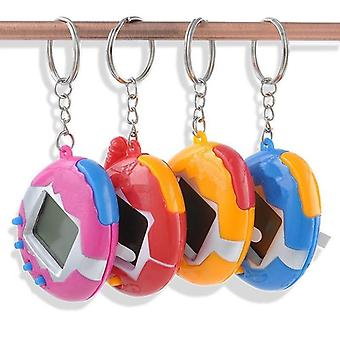 Tumbler Dinosaur Egg Multi-kleuren Virtual Cyber Digital Pet Game Speelgoed - Tamagotchis Digitale Elektronische E-huisdier kerstcadeau