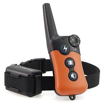 Electric Remote Controller Dog Training Collar With Vibration Beep Shock