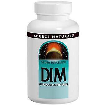 Source Naturals DIM, 200 mg, 30 onglets
