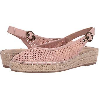 Bella Vita Femeiăs Pantofi Nadette 2 Fabric Deschis Toe Casual Mule Sandale