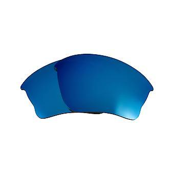 العدسات البديلة المستقطبة لأوكلي نصف سترة XLJ إطار مكافحة الصفر الأزرق