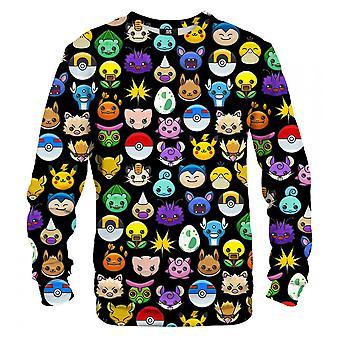 Mr Gugu Miss Go Pokemoji tröja