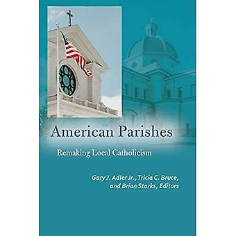 American Parishes: Remaking Local Catholicism (Catholic Practice in North America)