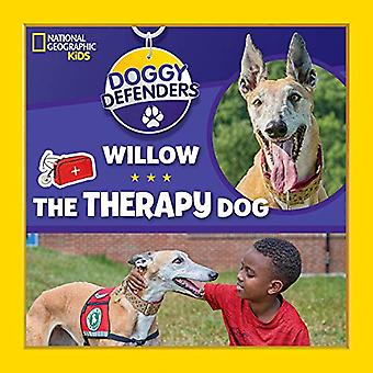 Doggy Defenders: Willow the Therapy Dog