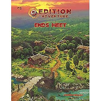 5th Edition Adventures: C6 - Ends Meet (5th Ed. D&d Adv.)
