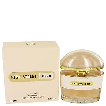 Armaf High Street Elle Eau De Parfum Spray By Armaf 3.4 oz Eau De Parfum Spray