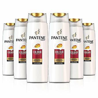 Champú Protector de Color Pantene Pro-V para Cabello Color, Paquete 6, 500ml