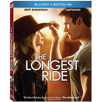 Longest Ride [BLU-RAY] USA import