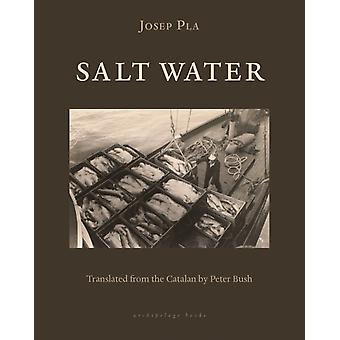 Salt Water by Josep Pla & Peter Bush