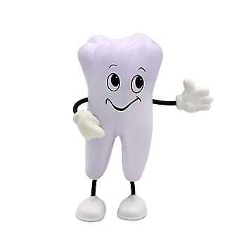 Foam Tooth Doll Model Shape - Dental Clinic Promotionele Item