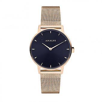 Amalys FLORE Horloge - Dameshorloge