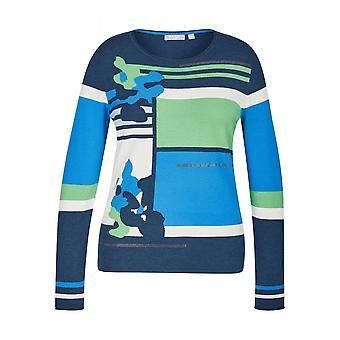RABE Rabe Blue Sweater 46-012661