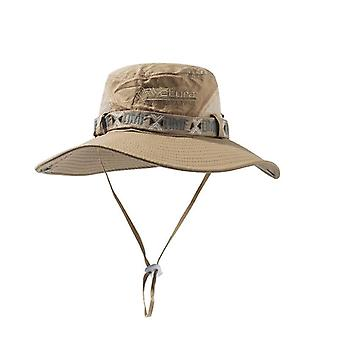 New Summer Camo Fisherman Casual Bucket Camping Hiking Travel Fishing