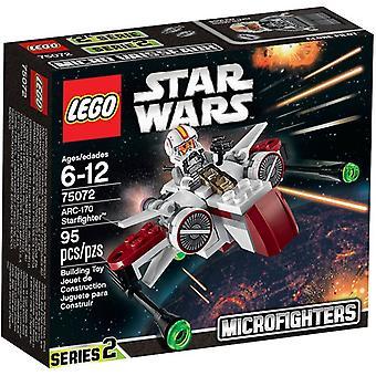 LEGO 75072 ARC-170 ستارفايتر