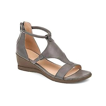 Mid Heels Wedges Shoes Vintage Gladiator Office Sandalias Party Beach Shoes
