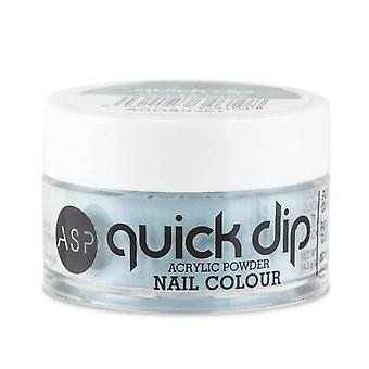 ASP Quick Dip Acrilico Immersione Polvere Nail Colour - Ocean Mist
