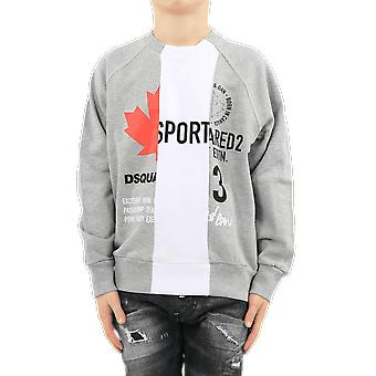 Dsquared2 Sweaters Grey DQ0007D004MDQ911 Top