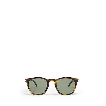 Saint Laurent SL 28 SLIM havana unisex sunglasses