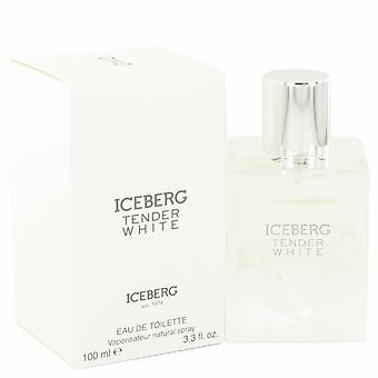Iceberg Tender White by Iceberg Eau De Toilette Spray 3.3 oz / 100 ml (Women)