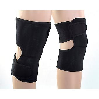 Bike It Neoprene Knee Warmers and Support Universal Fit