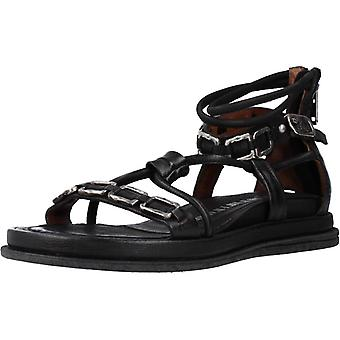 Als 98 Sandals 699034a Kleur Nero