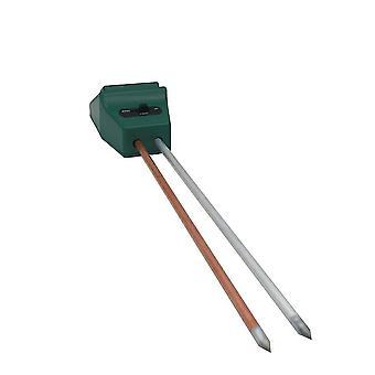 Horticultural Soil Detector Illumination Tester, Hygrometer Plastic Measuring