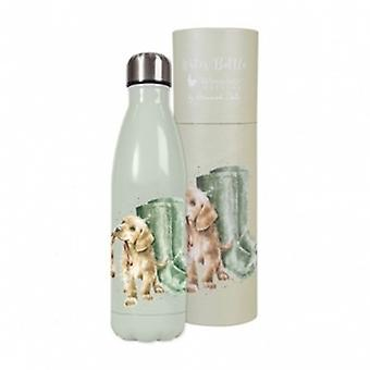 Wrendale Country Animals Water Bottles
