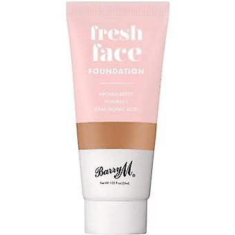 Barry M Fresh Face Liquid Foundation - Shade 13