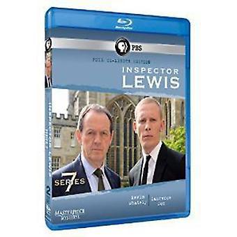 Mästerverk mysterium: Inspector Lewis 7 [BLU-RAY] USA import