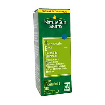 Organic fine lavender essential oil 30 ml of essential oil