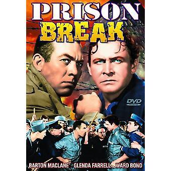 Gevangenis Break (1938) [DVD] USA import