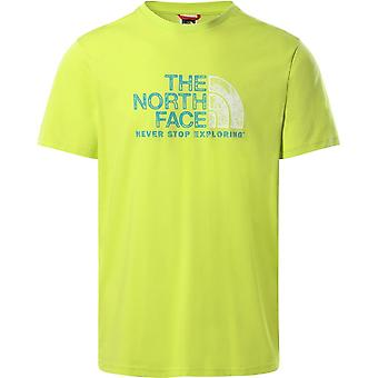 North Face Rust 2 T94M68JE3 universell herr t-shirt