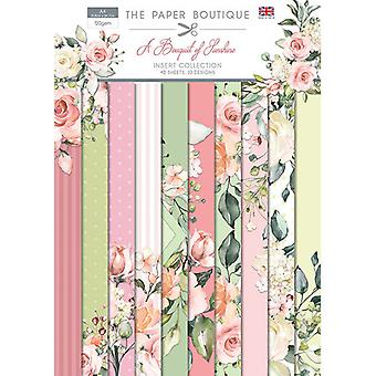 The Paper Boutique - A Bouquet of Sunshine Collection - Insert Collection