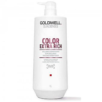 Goldwell Dual Senses Color Extra Rich Conditioner 1000 ml