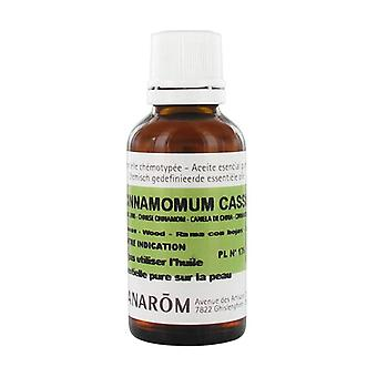 Chinese cinnamon chemotyped essential oil - leafy twig 30 ml of essential oil