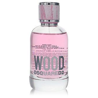 Dsquared2 Wood Eau De Toilette Spray (Tester) Ved Dsquared2 3,4 ounce Eau De Toilette Spray